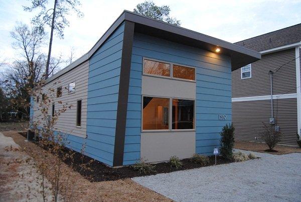 Современный дом от студии 2LR