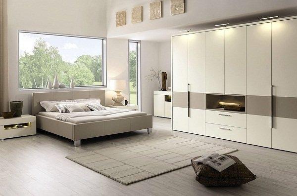 Мебель для спальни от Hülsta