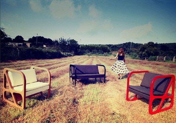 Современное кресло от Наиф Дизайн