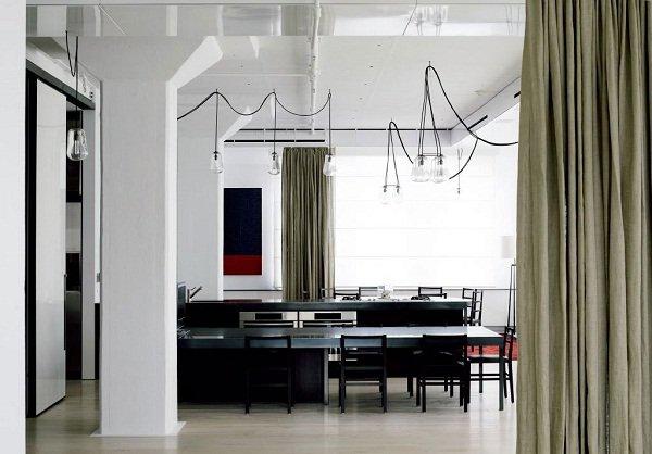 Ремонт квартиры на Манхэттене