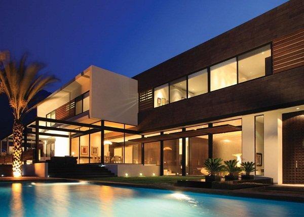 Дом в Монтеррее, Мексика