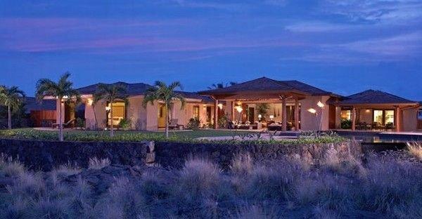 Роскошный дом на Гавайях
