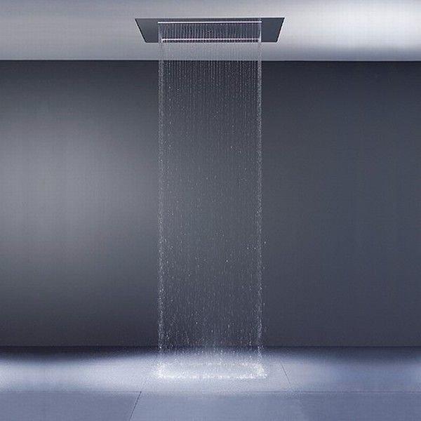 Большой тропический душ от Dornbracht