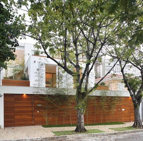 Современный дом в Рио-де-Жанейро