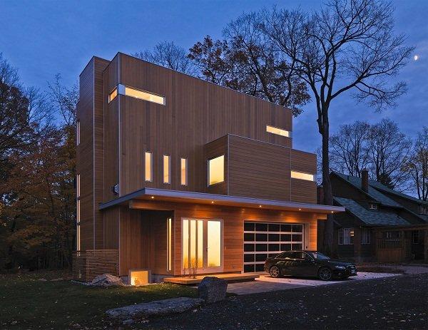 Современный дом в Оттаве от LineBox
