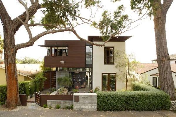 Дом с вдохновляющим дизайном от KAA Design Group