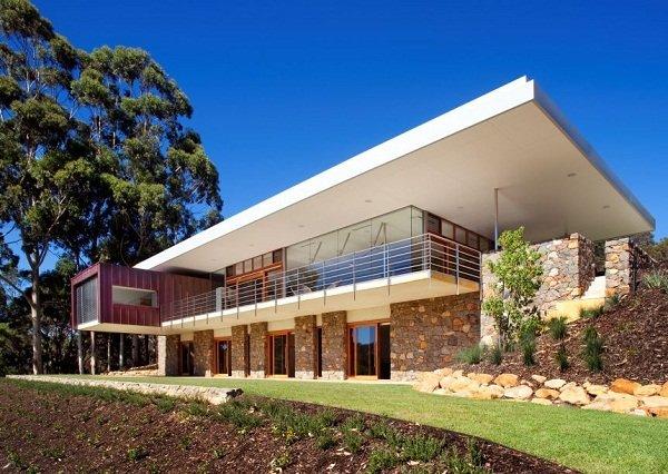 Дом мечты в Австралии от Wright Feldhusen Architects