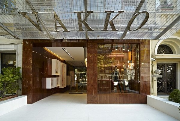 Магазин Vakko Nisantasi от Autoban