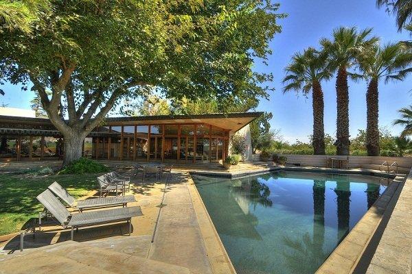 Дом в Калифорнии от Фрэнка Ллойда Райта