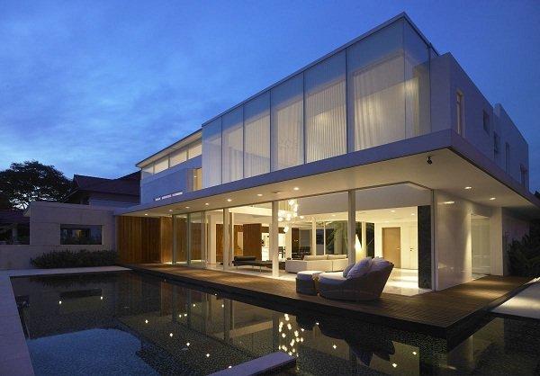 Модернизация дома в Сингапуре