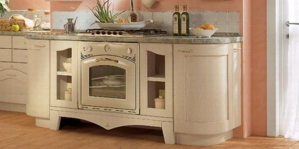Восхитительный дизайн кухни