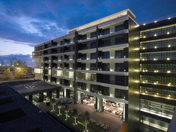 Отель в Салониках