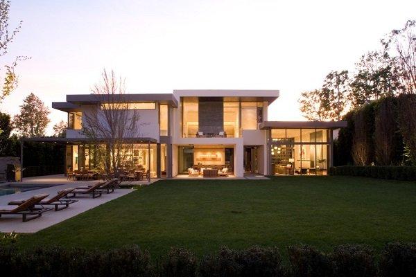 Роскошный дом в Лос-Анджелесе