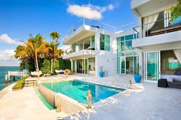 Роскошный дом в Майами