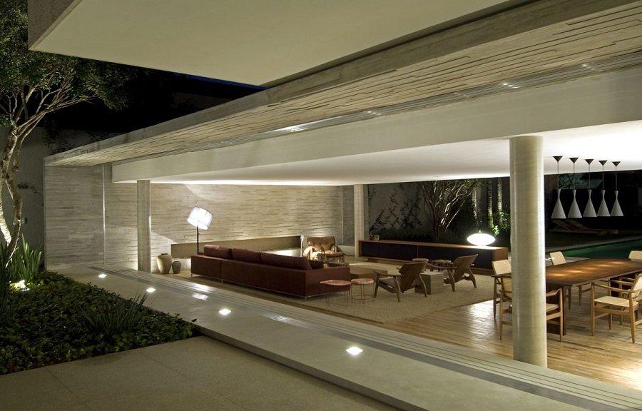 Дом в Бразилии