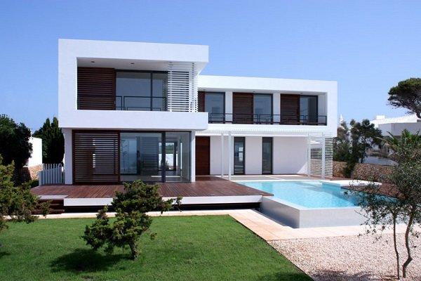 Дом на Менорке от Dom Arquitectura