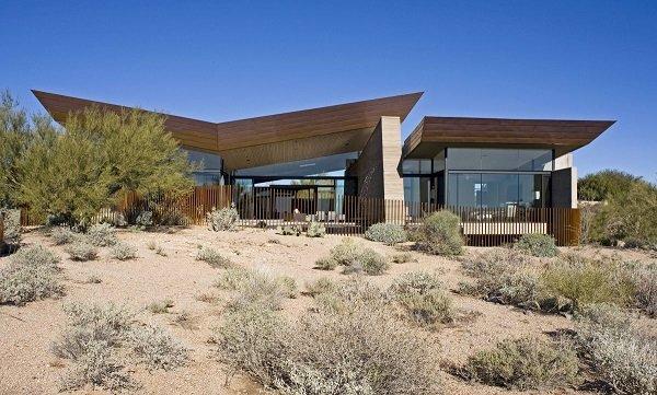 Дом в штате Аризона от Брента Кендла
