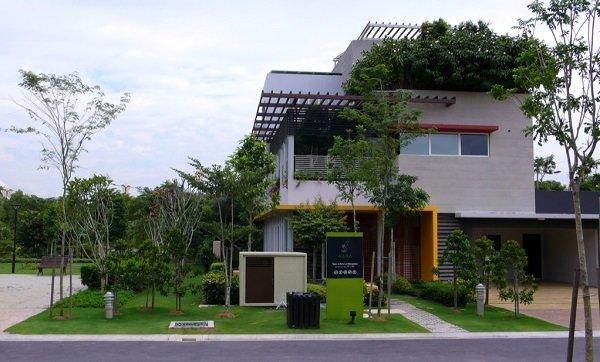 Вилла в Куала-Лумпуре от TWS Partners