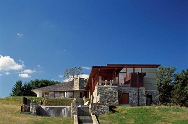 Роскошная резиденция в Коннектикуте