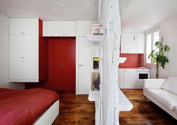 Мини-квартира на Монмартре