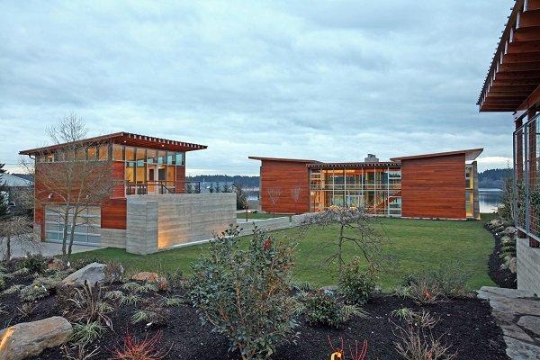 Дом в Сиэтле