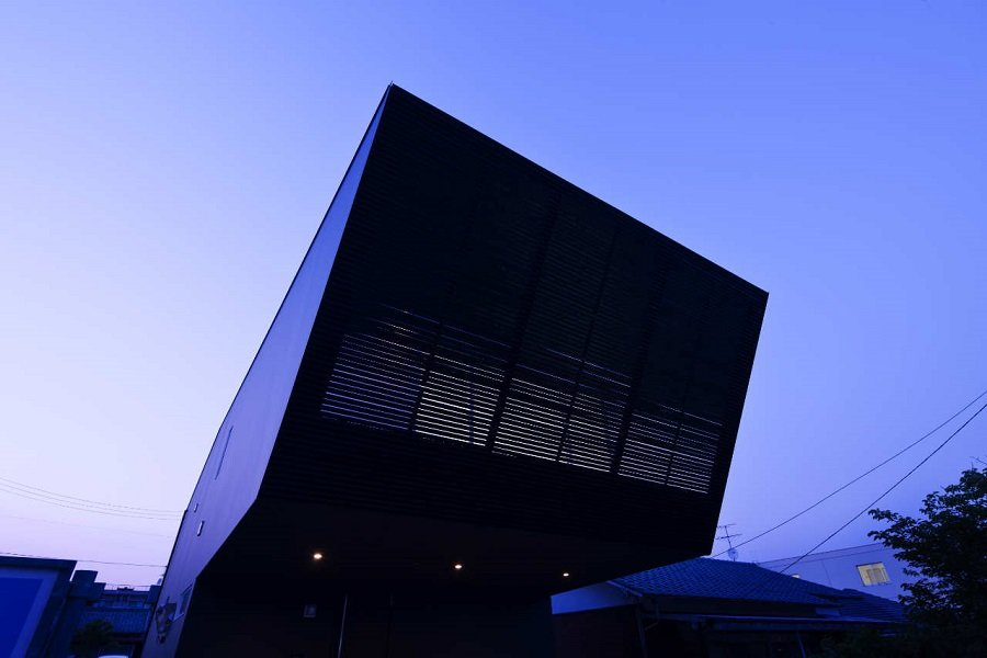 Дом в Японии
