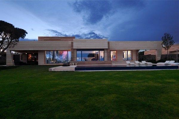Проект Vivienda 4 в Посуэло-де-Аларкон от A-cero