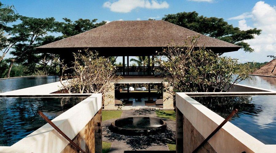 Курорт Комо Шамбала