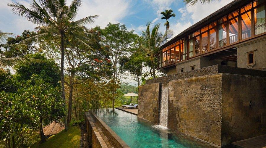 Комо Шамбала на Бали