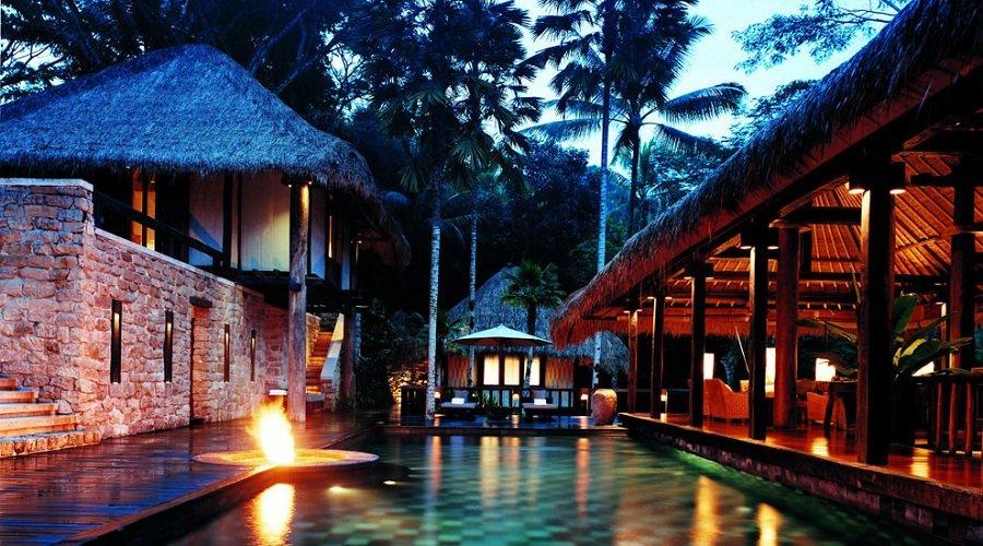 Комо Шамбала, Бали