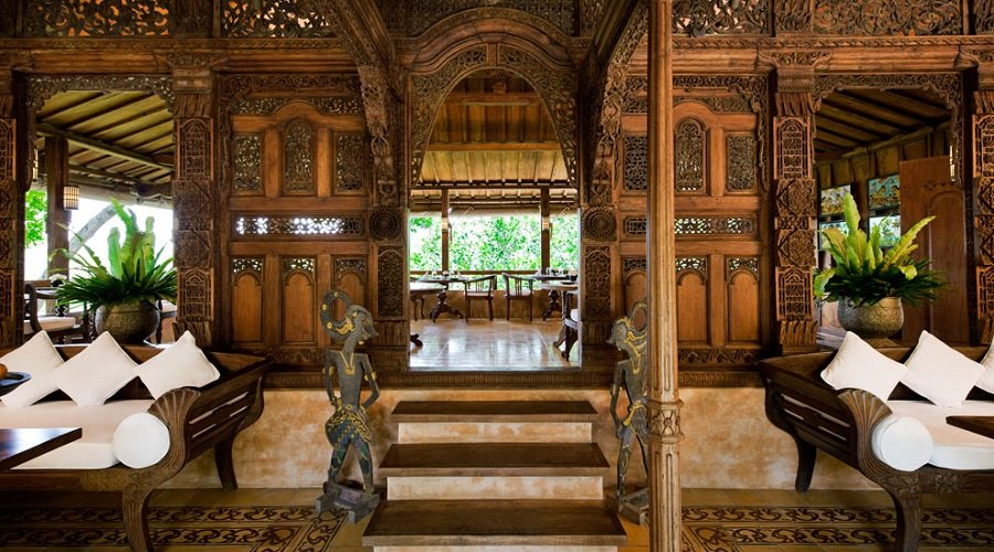 Курорт Комо Шамбала на Бали
