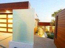 Экологичный современный дом в Лос-Анджелесе